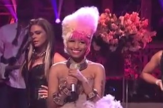 Nicki Minaj And Facebook Make Good Ratings For 'SNL'
