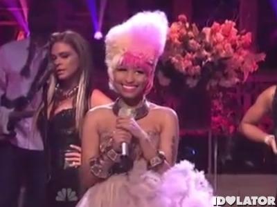 Nicki Minaj And Facebook Make Good Ratings For 'SNL'