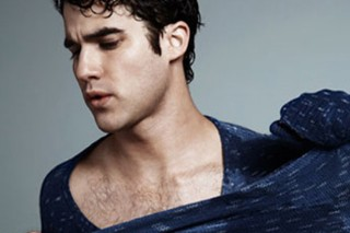 The Morning Mix: Darren Criss Takes It Off For 'Out' Magazine