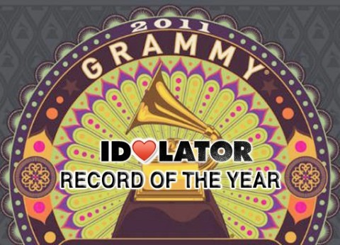 Grammy Awards 2011: Who Will Win Record Of The Year?