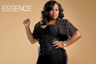 Amber Riley Is Every Woman In Her Chaka Khan-Inspired 'Essence' Shoot