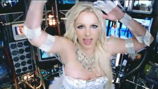 Britney Spears Hold It Against Me Video 2