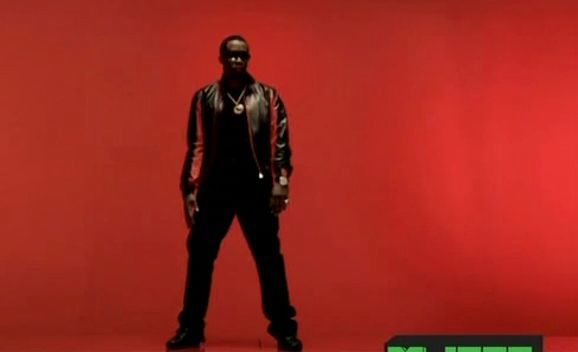 "Diddy-Dirty Money Is Seeing Red In ""Hate That You Love Me"" Video"