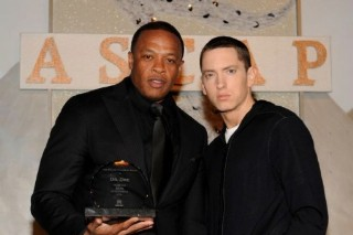 Dr. Dre To Add Some Flavor To Eminem's Grammy Performance