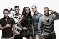 JLS And Alexandra Burke Lose Their Clothes In A New Ad