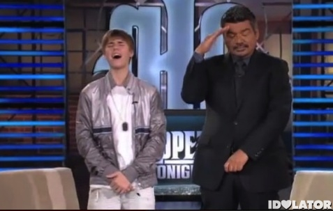 Justin Bieber Lopez Tonight Never Say Never George Jennifer Love Hewitt