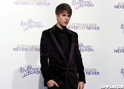 Justin Bieber Never Say Never premiere