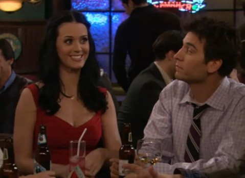 Katy Perry Flexes Her Comedy Muscle In Two 'How I Met Your Mother' Preview Clips