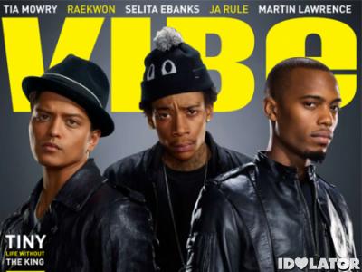 Wiz Khalifa, Bruno Mars, B.o.B Cover 'VIBE'