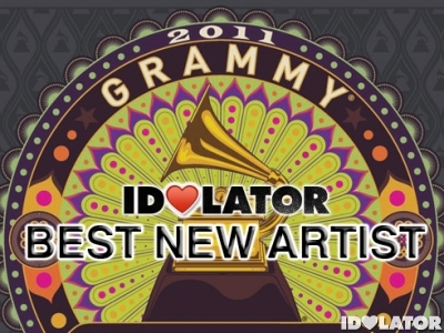 idolator best new arist