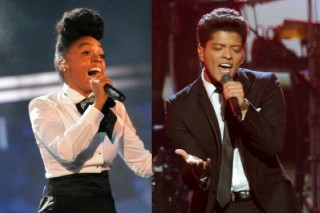 Bruno Mars And Janelle Monae Hit The Road For Hooligans In Wondaland Tour