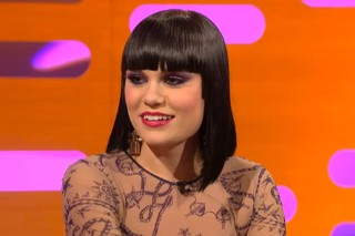 "Jessie J Puts A ""Price Tag"" On Her Bieber Fever For 'Graham Norton'"
