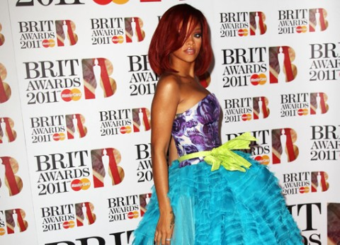 The BRIT Awards: Red Carpet Arrivals (PHOTOS)