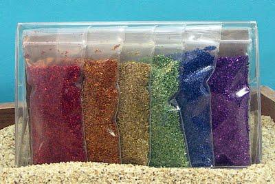 114 Glitter Bags