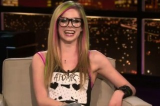 Avril Lavigne Confesses Her Girl Crush On Chelsea Handler