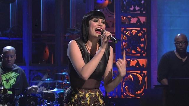 Jessie J 'SNL'