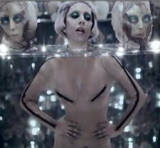 Lady Gaga Born This Way music video 2