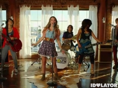 Lemonade Mouth vid