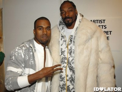 Kanye West Snoop Dogg