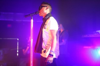Miguel Glows At Idolator's Pray For Pop Party At SXSW