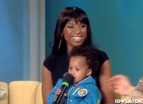 jennifer hudson son