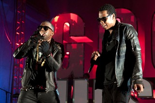 Kanye West, Jay-Z And More Close SXSW With A G.O.O.D. Music Show (PHOTOS)