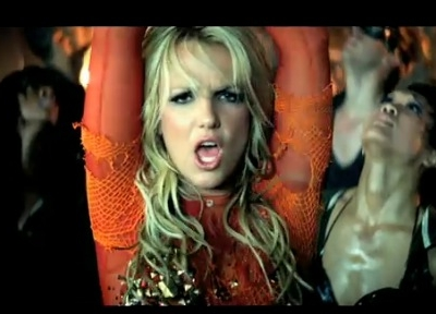 Britney Spears Till The World Ends video 1
