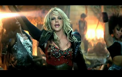 Britney Spears Till The World Ends video 3