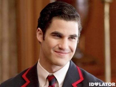 Darren Criss Glee Warblers