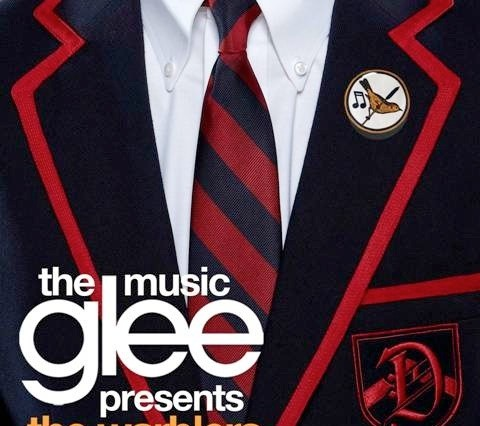 Glee presents The Warblers album cover Darren Criss Blaine