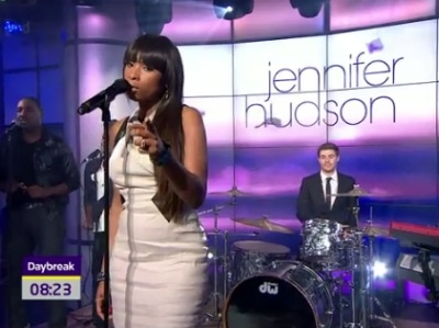 Jennifer Hudson I Remember Me UK Daybreak