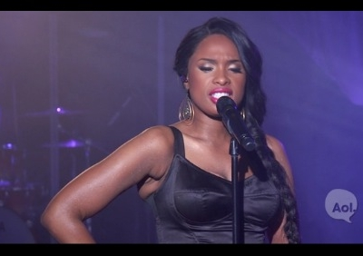 Jennifer Hudson Where You At AOL Music Sessions I Remember Me