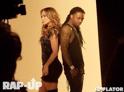 Jennifer Lopez Lil Wayne I'm Into You
