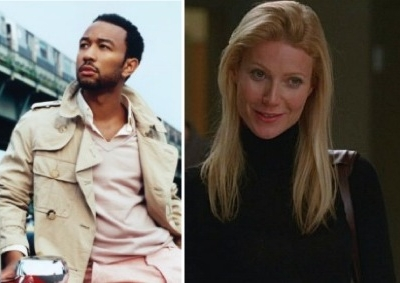 John Legend Gwyneth Paltrow Adele