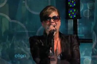 Kelly Clarkson The Ellen DeGeneres Show medley 2011