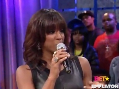Kelly Rowland 106 & Park Motivation