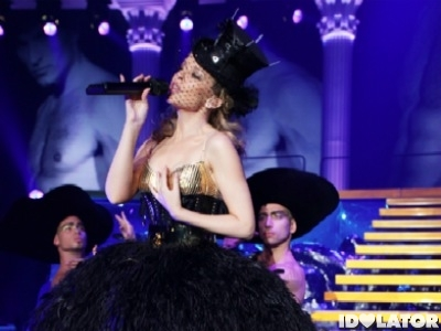 Kylie Minogue Les Folies Tour