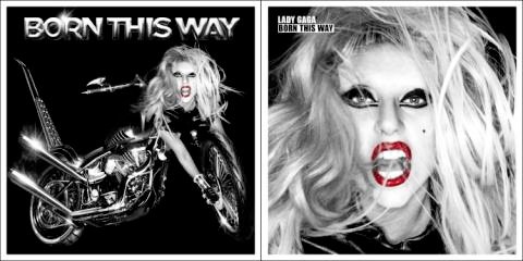 Lady Gaga Born This Way Special Edition cover