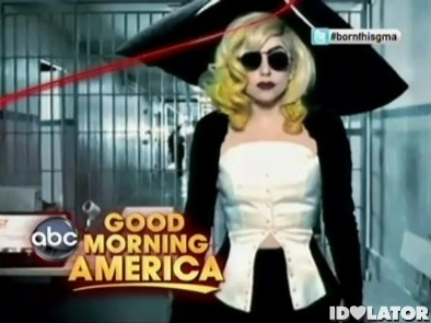 Lady Gaga Good Morning America
