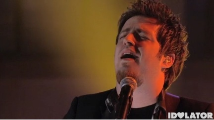 Lee DeWyze Beautiful Like You Lopez Tonight