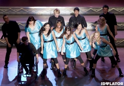 Loser Like Me Glee cast