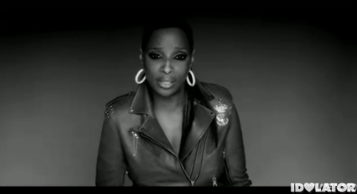 Mary J. Blige Someone To Love Me Naked music video Diddy Lil Wayne