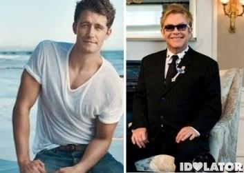 Matthew Morrison Elton John