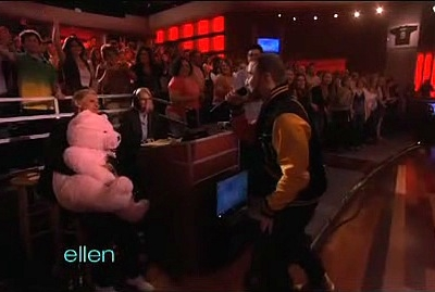 Mike Posner The Ellen DeGeneres Show Bow Chicka Wow Wow
