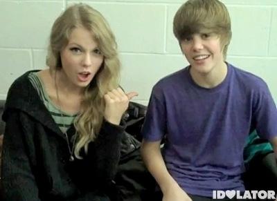 Taylor Swift Justin Bieber