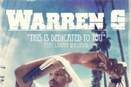 "Warren G Pays Respect To Nate Dogg With New Song ""This Is Dedicated To You"""