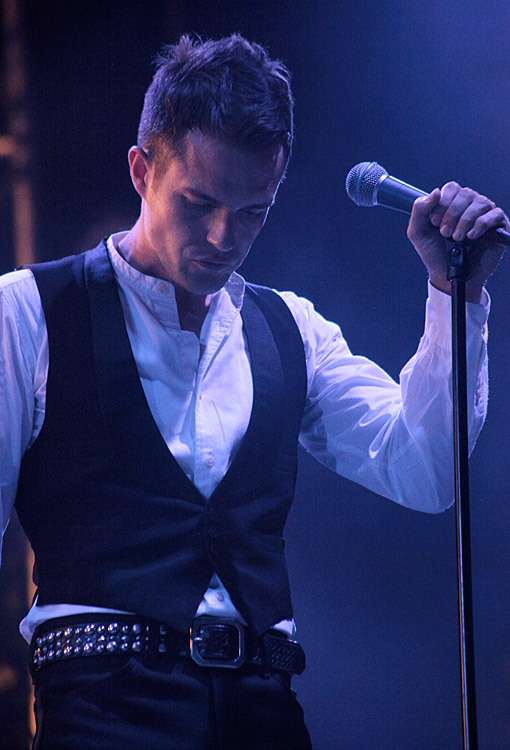 The killers cancel madison square garden show two others due to brandon flowers largyngitis The killers madison square garden