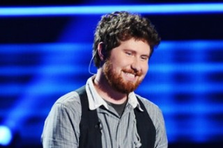 Eliminated 'Idol' Hopeful Casey Abrams Talks Kissing Girls, Dueting With Haley