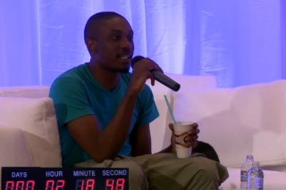 Watch Chiddy From Chiddy Bang Freestyle Rap For 9 Hours