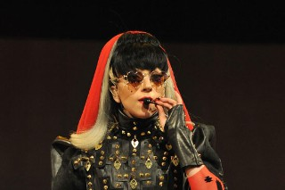 "Lady Gaga Brings ""Judas"" And ""Born This Way"" To 'Graham Norton'"